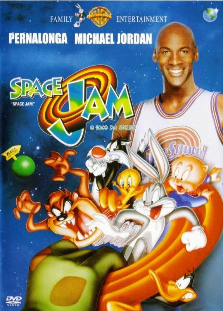 Space Jam: O Jogo do Século – Dublado (1996)