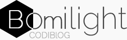 Bomilight - Responsive Blogger Template