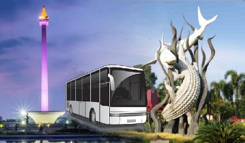Bus Jakarta Surabaya Harga Tiket Jadwal Bus Rute