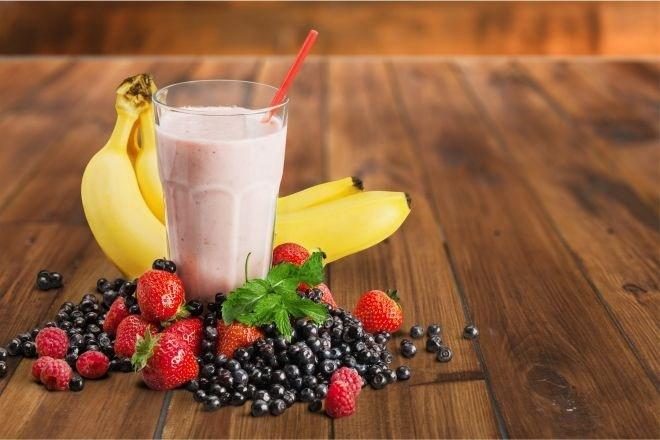 Health Benefits Of Banana Shake