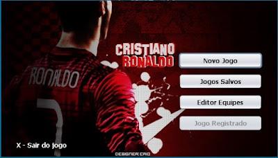 Brasfoot 2018, Post do Leitor,Skin Cristiano Ronaldo, CR7, Portugal, Português