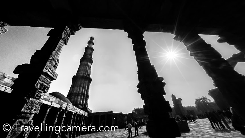 Qutub Minar - Monuments of India