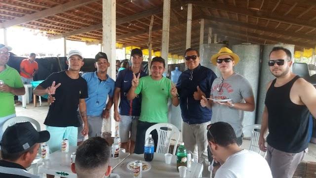 Vejam as fotos do grande encontro entre amigos realizado pelo prefeito Jodoval Pontes