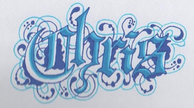 Graffiti Soul Graffiti Names Chris