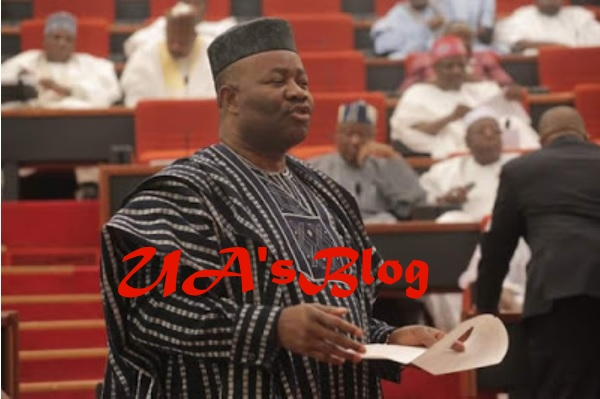 Boko Haram operated freely when PDP was in charge -Akpabio