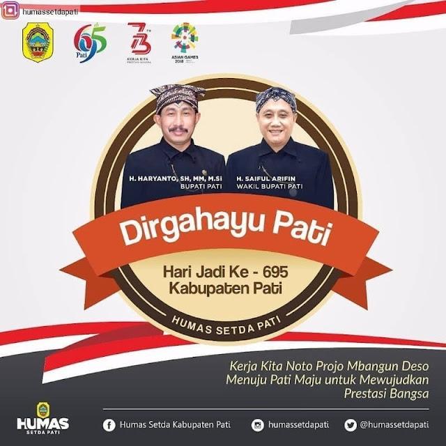 Dirgahayu Kabupaten Pati