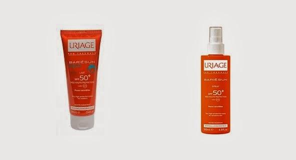 Bariesun Uriage protector Solar - Blog de Belleza Cosmetica que Si Funciona