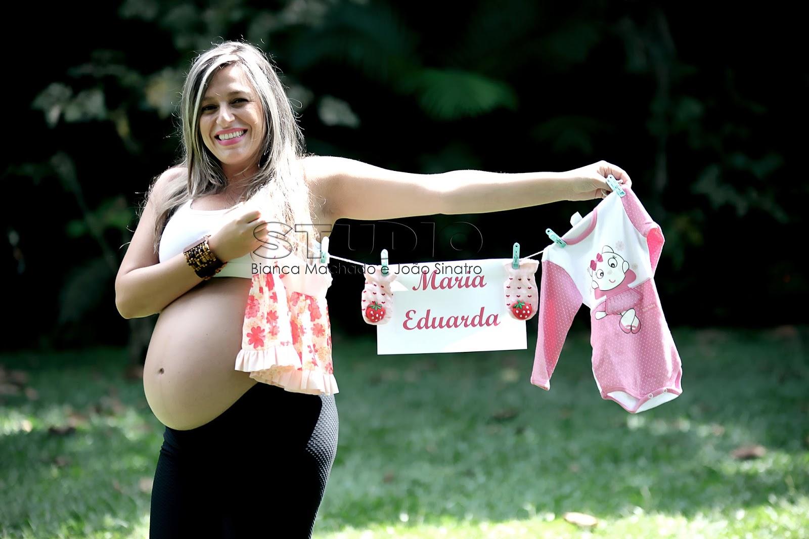 Studio Bianca Machado: Sess?o de fotos externa para gravidas
