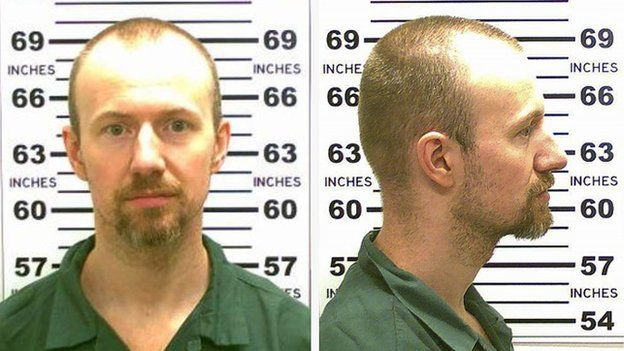 Fugitivo David Sweat foi baleado e preso