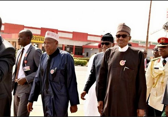 """""""I Will Deliver 5 Million Votes To Buhari Only If""""- Kano Governor Boasts"""