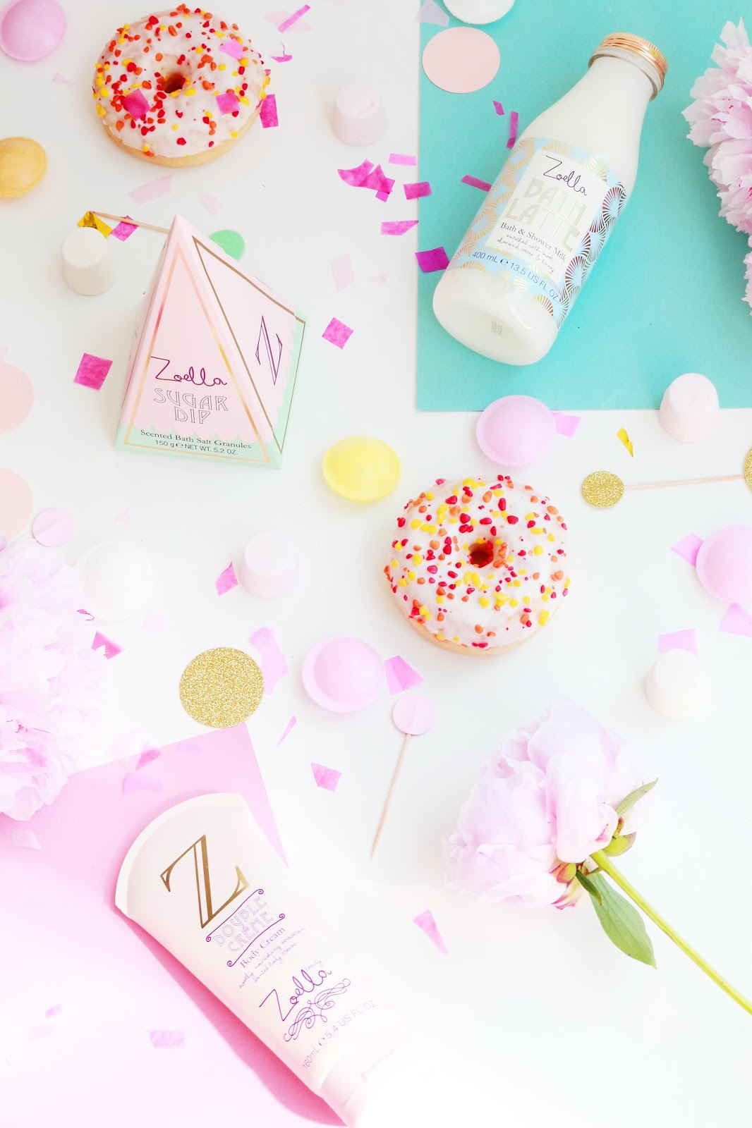 Zoella roller skates - There S 8 Products In The Range Ranging From Body Lotion Bath Salts Make Up Bags And A Body Mist I Have The Bath Latte A Creamy Bath And Shower Milk