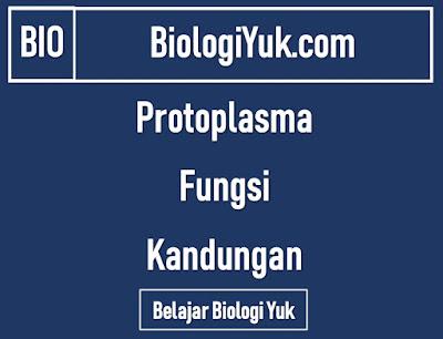 Protoplasma: Fungsi dan Komponen Penyusun (Lengkap)