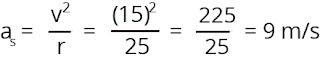 Jawaban soal fisika tentang gerak melingkar nomor 3