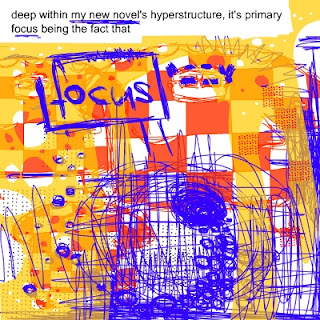 My new novel's hyperstructure