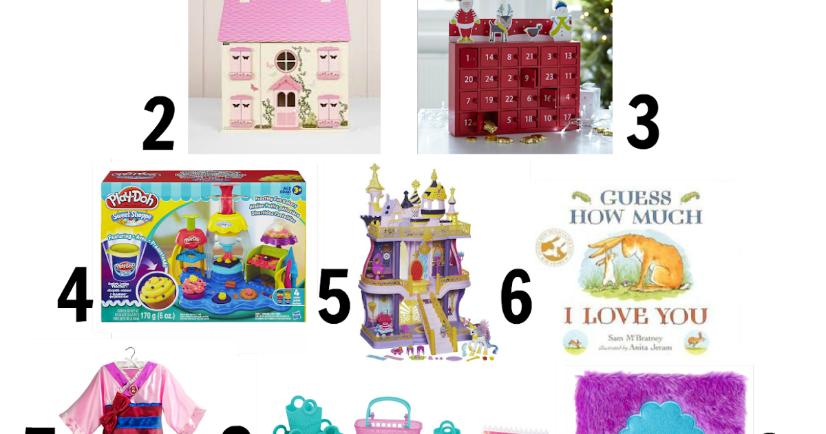 Christmas Gift Guides Perfect For Little Girls