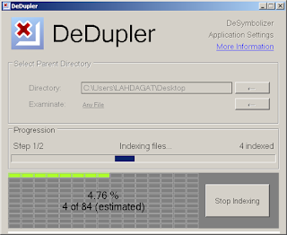 برنامج DeDupler حذف الملفات المكررة لتسريع نظام الويندوز