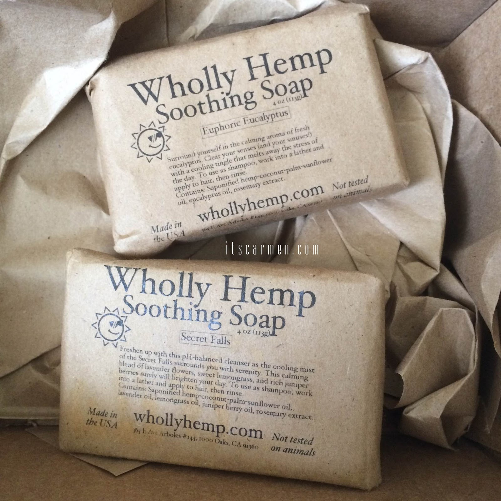 wholly hemp
