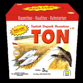TON <Tambak organik Nusantara>