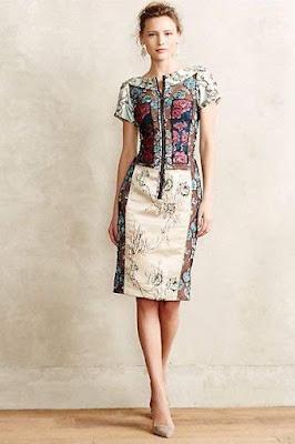 Model baju batik pesta pilihan