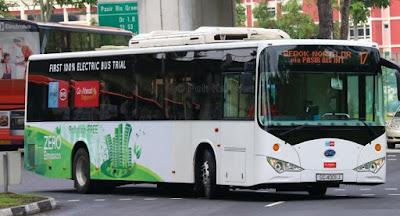 Revolução dos ônibus elétricos chega à Europa