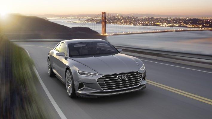 Wallpaper 3: Audi Prologue concept