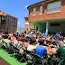 La comida multicultural de Somos Rontegi Gara une a 200 personas para impulsar la convivencia
