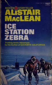 Hasil gambar untuk Novel karya Alistair maclean – ice station zebra