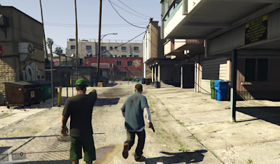 Download GTA 5 / Grand Theft Auto V Full Version