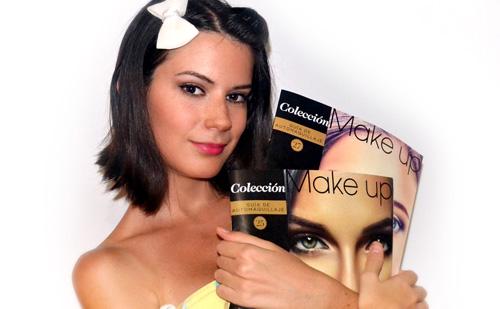 Blogger de maquillaje Monika Sanchez de Guapa Al Instante