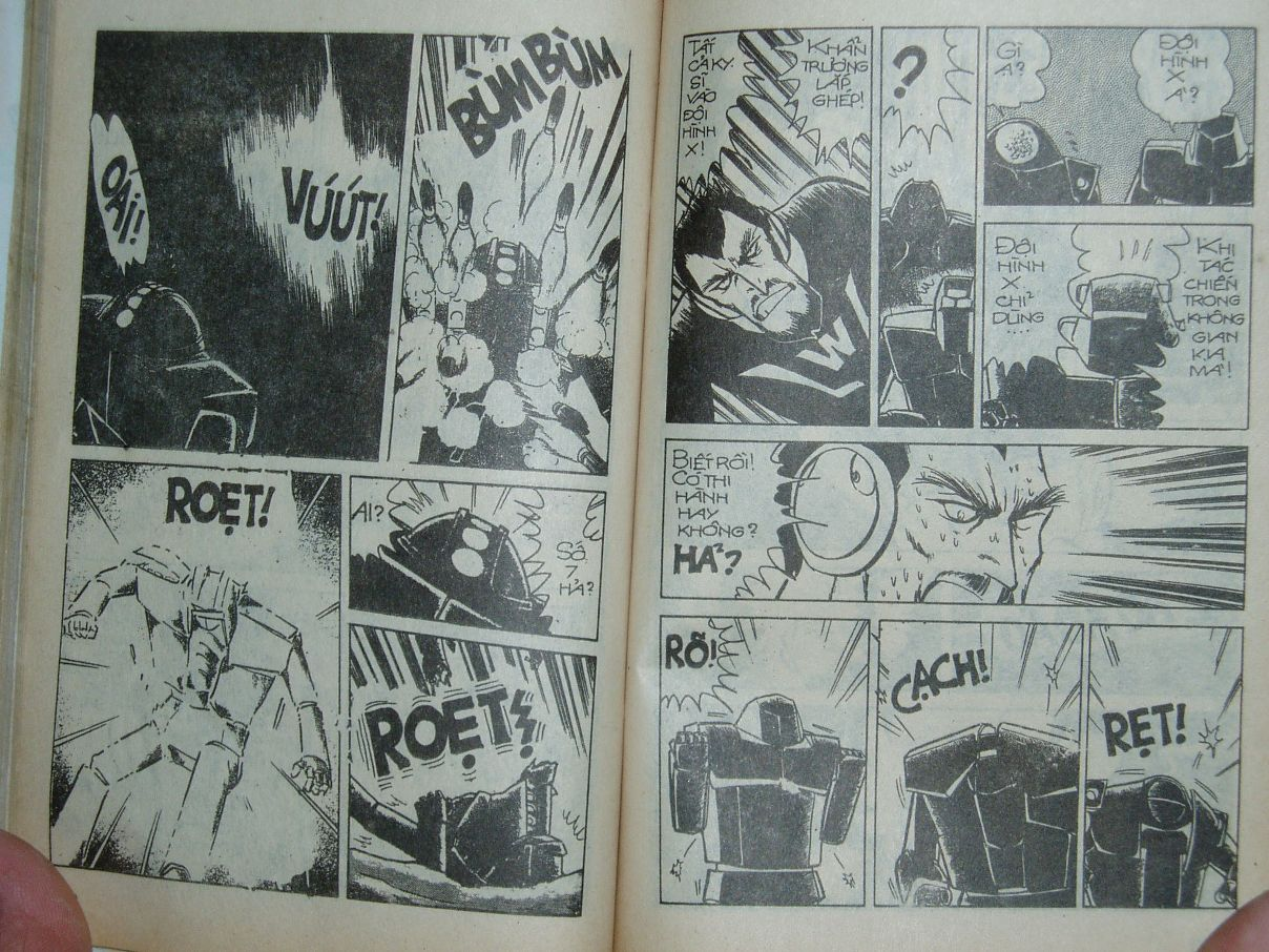 Siêu nhân Locke vol 04 trang 49