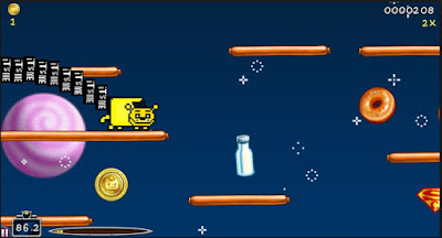 Nyan Cat - Lost in Space Screenshot 2