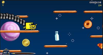 Nyan Cat - Lost in Space Screenshot 2