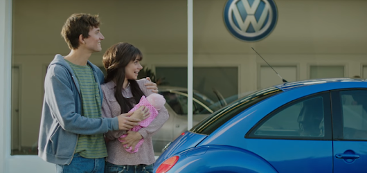 "Dean Martin's The Birds and The Bees Sets The Tone For This Hilariously Good Volkswagen Atlas Commercial ""Luv Bug"""