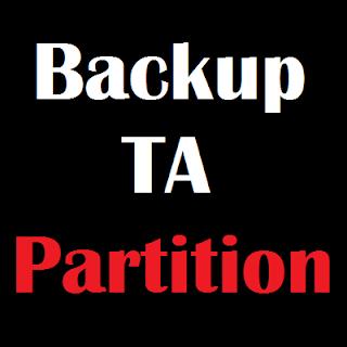 Cara Backup TA Partition Sony Xperia SP - www.tipshare99.com