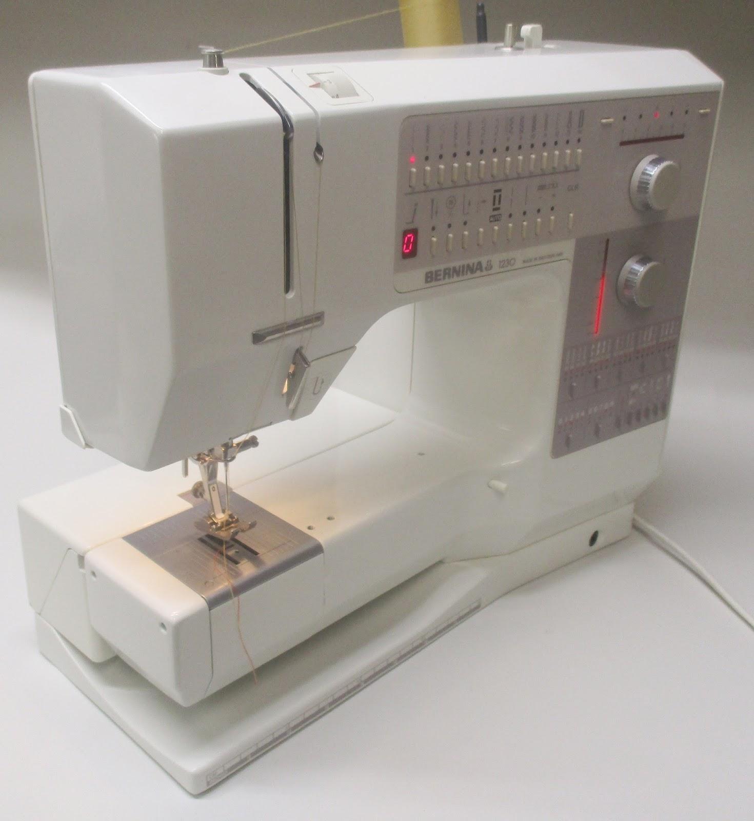 MI Vintage Sewing Machines 2017