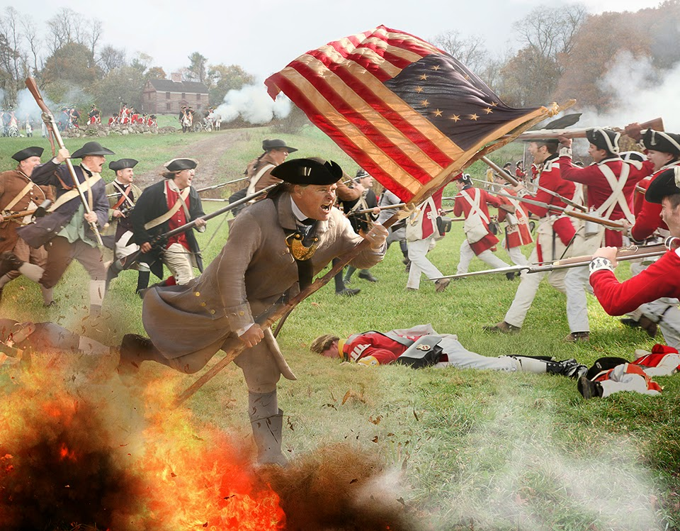 a history of revolution war What if america had lost the revolutionary war  idea of the american revolution as a subject for alternate history  looked like in 2014 if britain had won the revolutionary war, or if the .