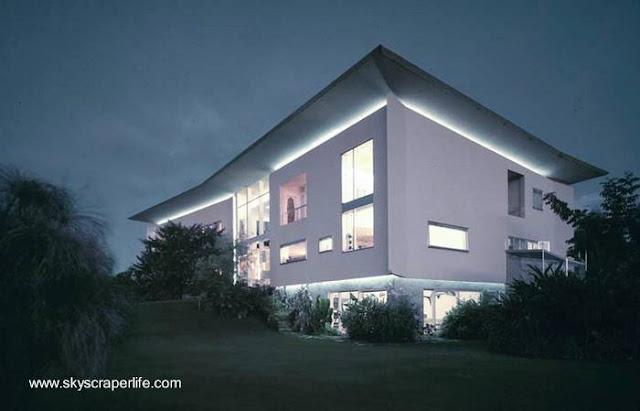 Casa residencial Moderna en Venezuela - Villa Planchart