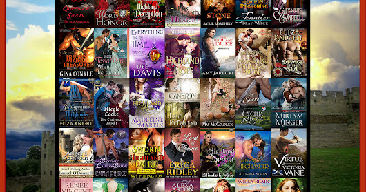 Enter to win 30 medieval romances, plus a new ereader, and more!