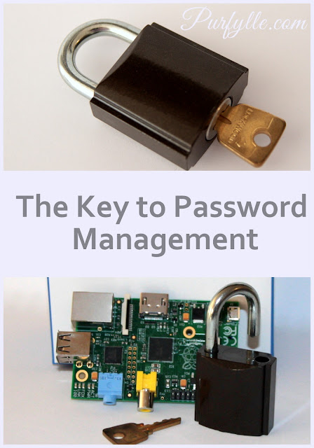 The Key to Password Management