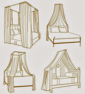 Make Your Own Bed Canopy My Little Sweet House Interiors Inside Ideas Interiors design about Everything [magnanprojects.com]