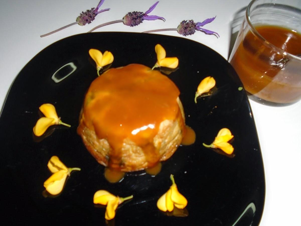Pastel de acelgas y calabacin