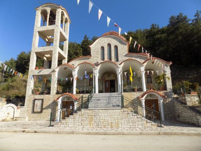 26χρονος έκλεψε την εκκλησία του Αγίου Σπυρίδωνα στην Ηγουμενίτσα