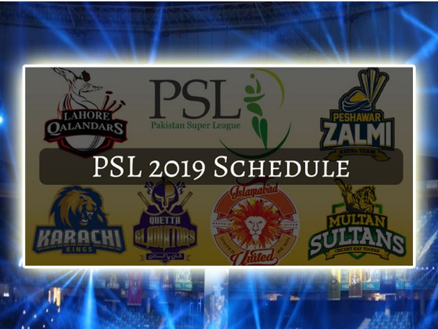 PSL competition  Where will the match be played?