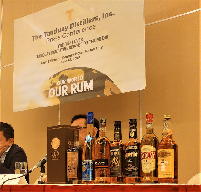 Tanduay, Rum Brand that adds Pride to the Filipino Nation