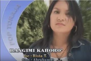 Download Lagu Toraja Rangimi Kaboro'