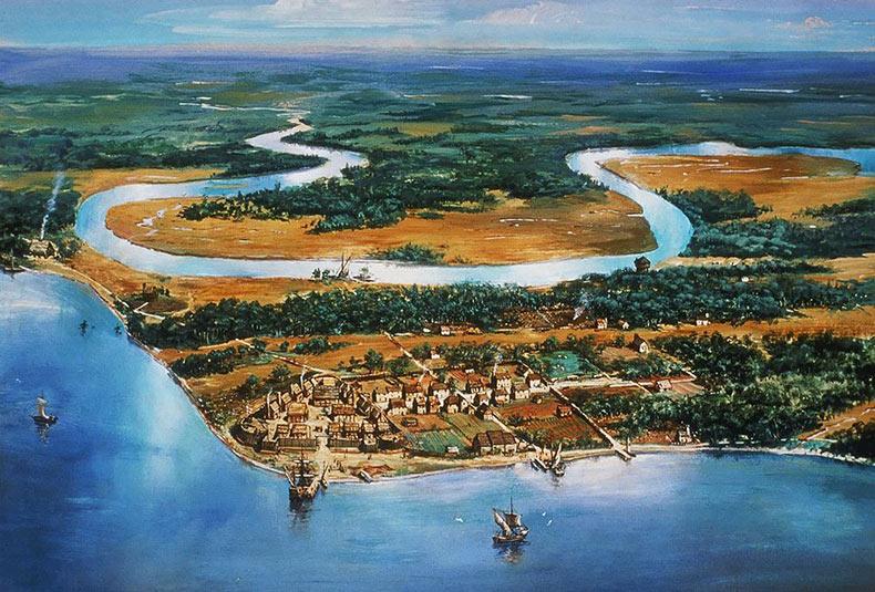 Jamestown: el primer asentamiento inglés en EE.UU. | Estados Unidos