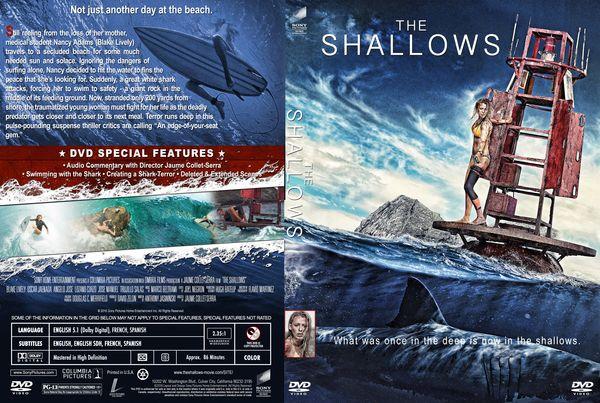 The Shallows – Latino, Inglés