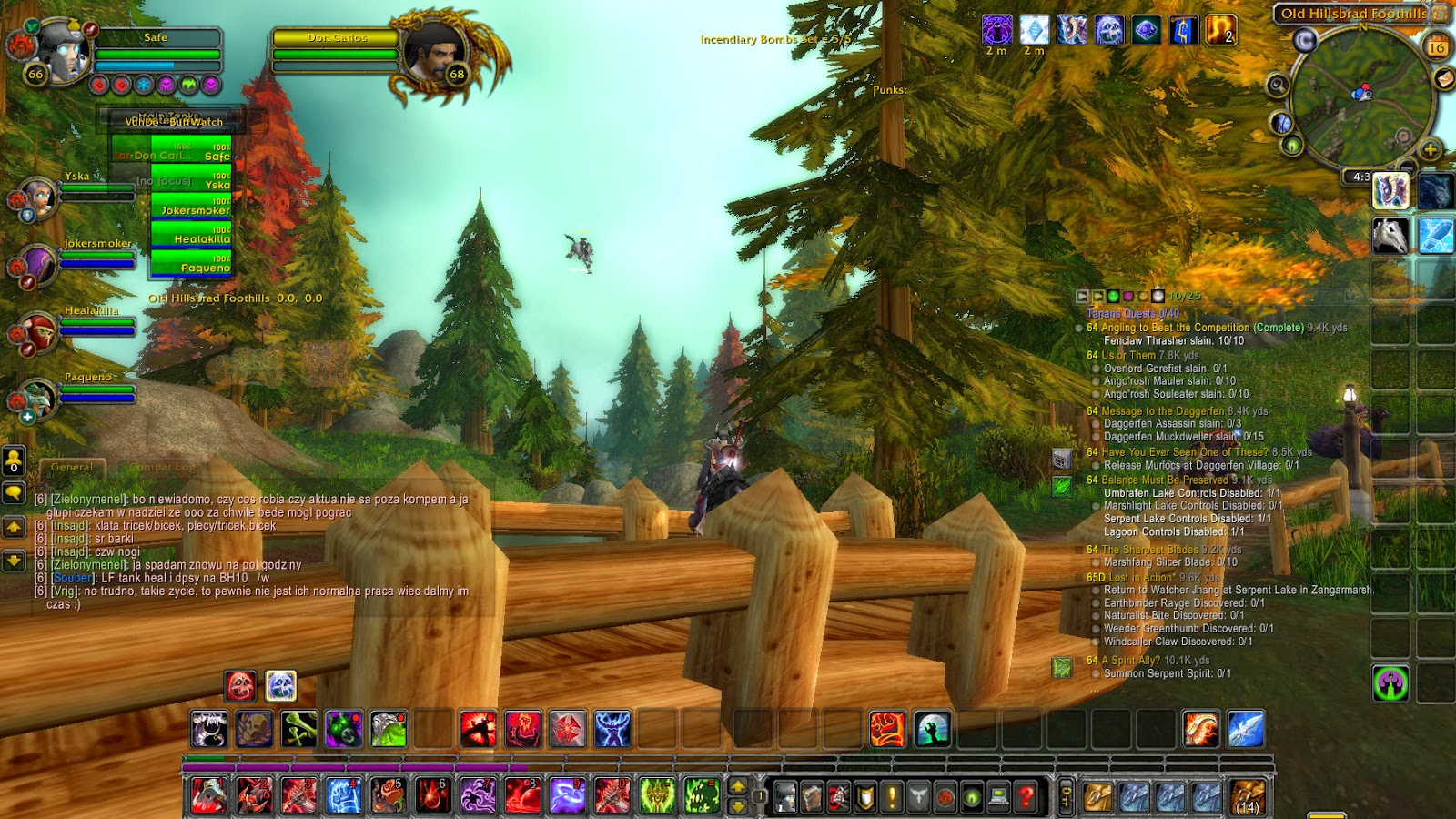 World of Warcraft Bug