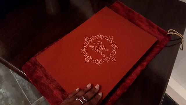 Lis Thés Ratures de Roxane Yap - Reines Modernes d'Afrique