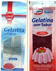 a023f4ff2e Na Cozinha da Margô  Gelatina Rosa